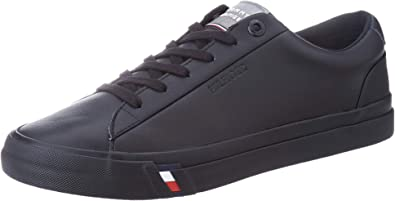 Tommy Hilfiger Men's Leather Corporate