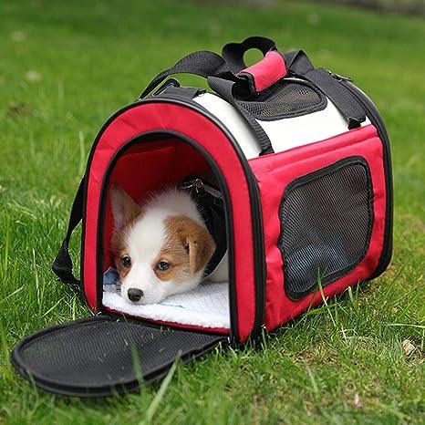 YF Bolsa para Mascotas Fuera De Bolsa Messenger Bag 50 * 30 * 33Cm ...