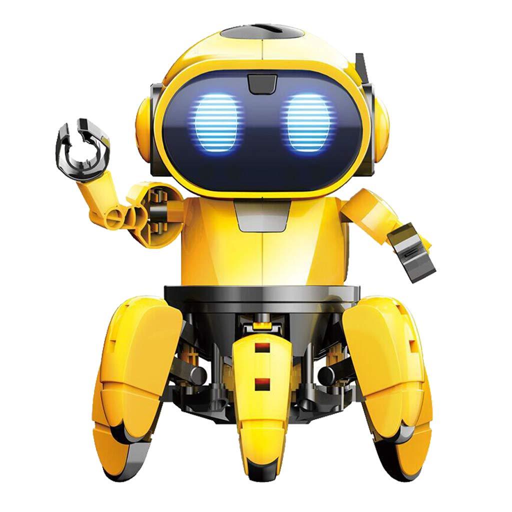 B Blesiya Giocattolo Intelligente Interattivo del Gioco del Robot del Corredo Educativo della Costruzione dei Bambini con La Funzione di Rilevamento di Gesto