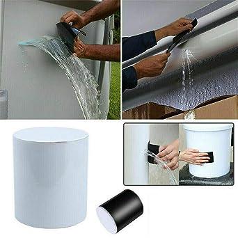 Reparación de tuberías de agua Adhesivo Fuerte Impermeable Cinta ...