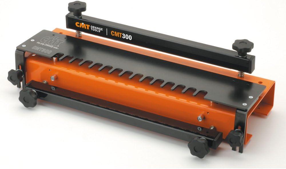 tama/ño de cola de milano de 1//4 pulgadas CMT300-T064 Plantilla media ciega para CMT300