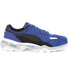 huge discount 95cdd fe7dc Puma McQ Tech Runner Mid Black by Alexander McQueen Mens Sneaker ...