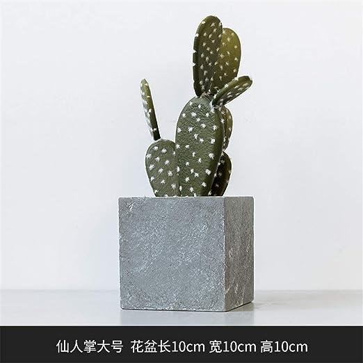 Xin Pang Simulation Pflanze Bonsai Kleine Frische Grune Pflanze