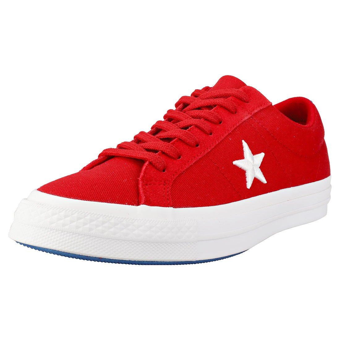 Converse ユニセックスアダルト B07CJXCC7V 12 D(M) US|Gym Red/White/Hyper Royal Gym Red/White/Hyper Royal 12 D(M) US
