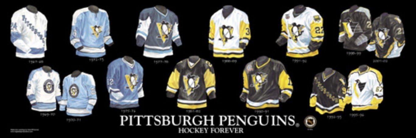 pittsburgh penguins third jersey