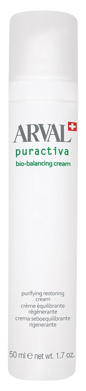 Arval Puractiva Crema Seboequilibrante Rigenerante - Flacone 50 ml Arval Srl 8025935270054