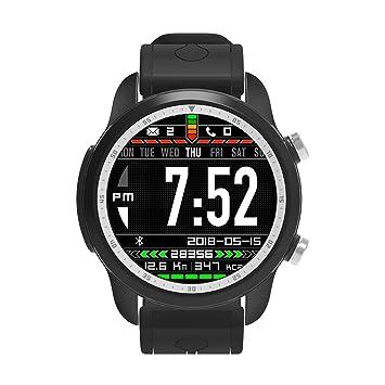 Reloj Inteligente smartwatch Android 6.0 con Pantalla táctil de 1.3 Pulgadas, Red 4G, WiFi