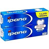 Ipana Kalsident Klasik Tat (65 ml Plus 65 ml) Diş Macunu 1 Alana 1 Bedava Paketi