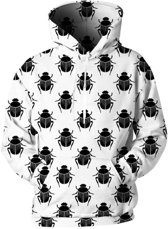 PU Frühling und Herbst Print Sweatshirts Männer/Frauen Hoodie Sweatshirts 3D Print Lustige Sweatshirts Männer 3D Pullover,* L * L