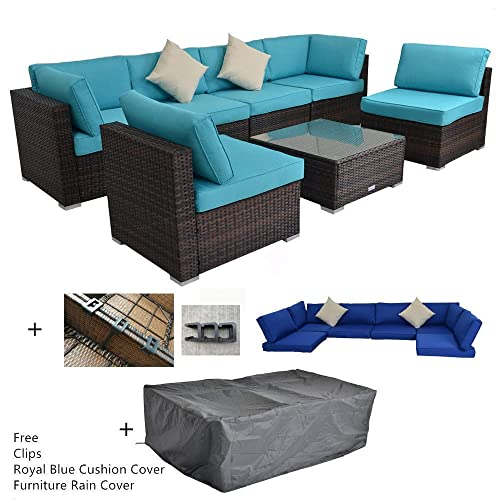Cane Sofa Amazon: Replacement Cushions For Wicker Sofas: Amazon.com