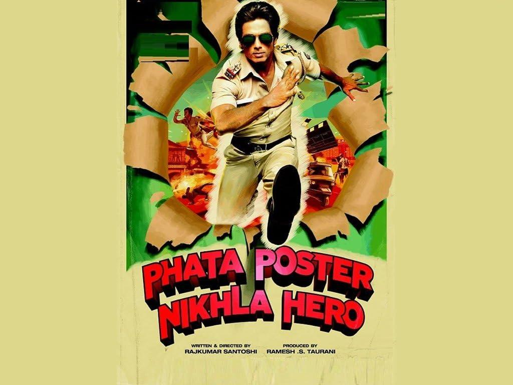 Phata Poster Nikhla Hero Hindi Film / Bollywood Movie / Indian Cinema DVD  2013: Amazon.co.uk: DVD & Blu-ray