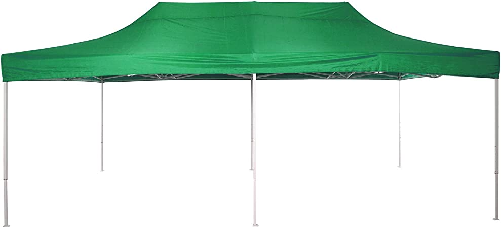 Blue Yellow 10/'x15/' Enclosed Pop Up Canopy Party Folding Tent E Model