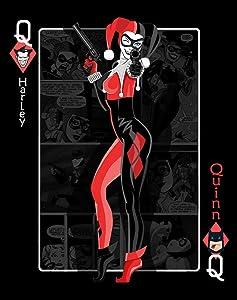 Harley Quinn Fridge Magnet 2.5 x 3.5 Large DC Comics Magnetic Villain Poster
