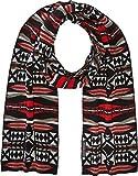 Pendleton Unisex Knit Muffler La Paz Scarlet Scarf