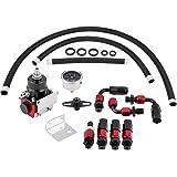 Adjustable Fuel Pressure Regulator and Gauge Kit CIVIC DSM STI GTI