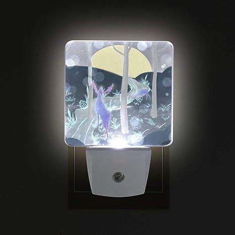 Texas Art Glass Nightlight