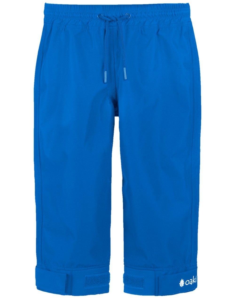 Oakiwear Children's Trail Rain Pants, Cobalt Blue 10/11 by Oakiwear