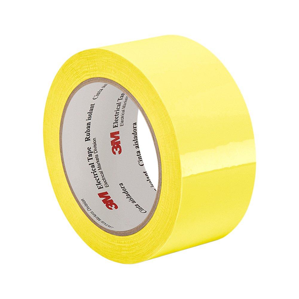 TapeCase 1350F-2Y - poliéster Cinta adhesiva de poliéster - amarillo (1350 F-2, 266 grados F, 0,0035 cm de grosor, 72 yd de longitud, 1,89 cm de ancho), color amarillo 9499ad