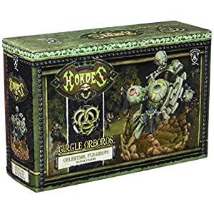Privateer Press – Hordes – Circle Orboros: Celestial Fulcrum Battle Engine Model Kit