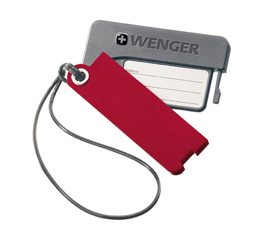 - WG6185RE Rot Rouge Wenger Etiquette