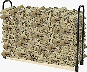 Pleasant Hearth 32mm Heavy Duty Log Rack