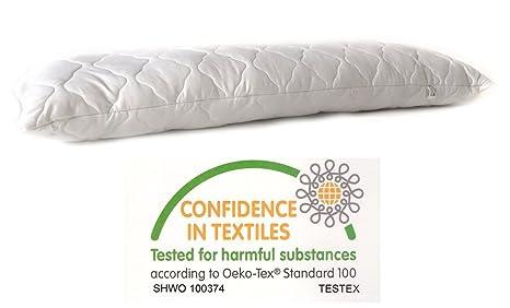 Almohada para dormir de lado páginas de microfibra almohada ...