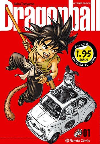Descargar Libro Ps Dragon Ball - Número 01 Akira Toriyama