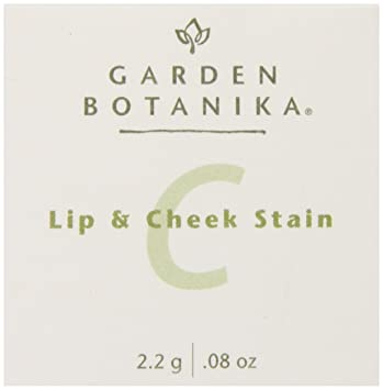 Amazoncom Garden Botanika Lip Cheek Stain Cherry 008 Ounce