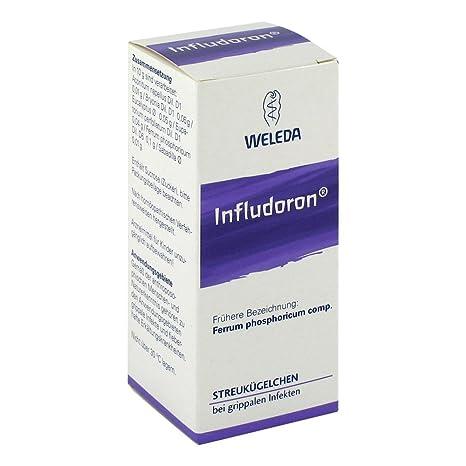 weleda-infludoron-globuli,-50g