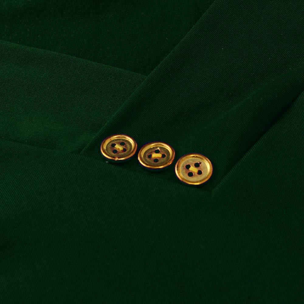 Femmes Col en V Solide Boutons Poids L/éGer Arr/êTez-Vous Encapuchonn/é Sweat-Shirt avec Poche Chemisier Grande Taille Tenue De Sport Dames Tunique Lonshell