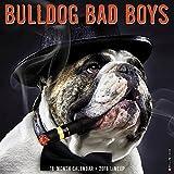 Bulldog Bad Boys 2018 Wall Calendar (Dog Breed Calendar)