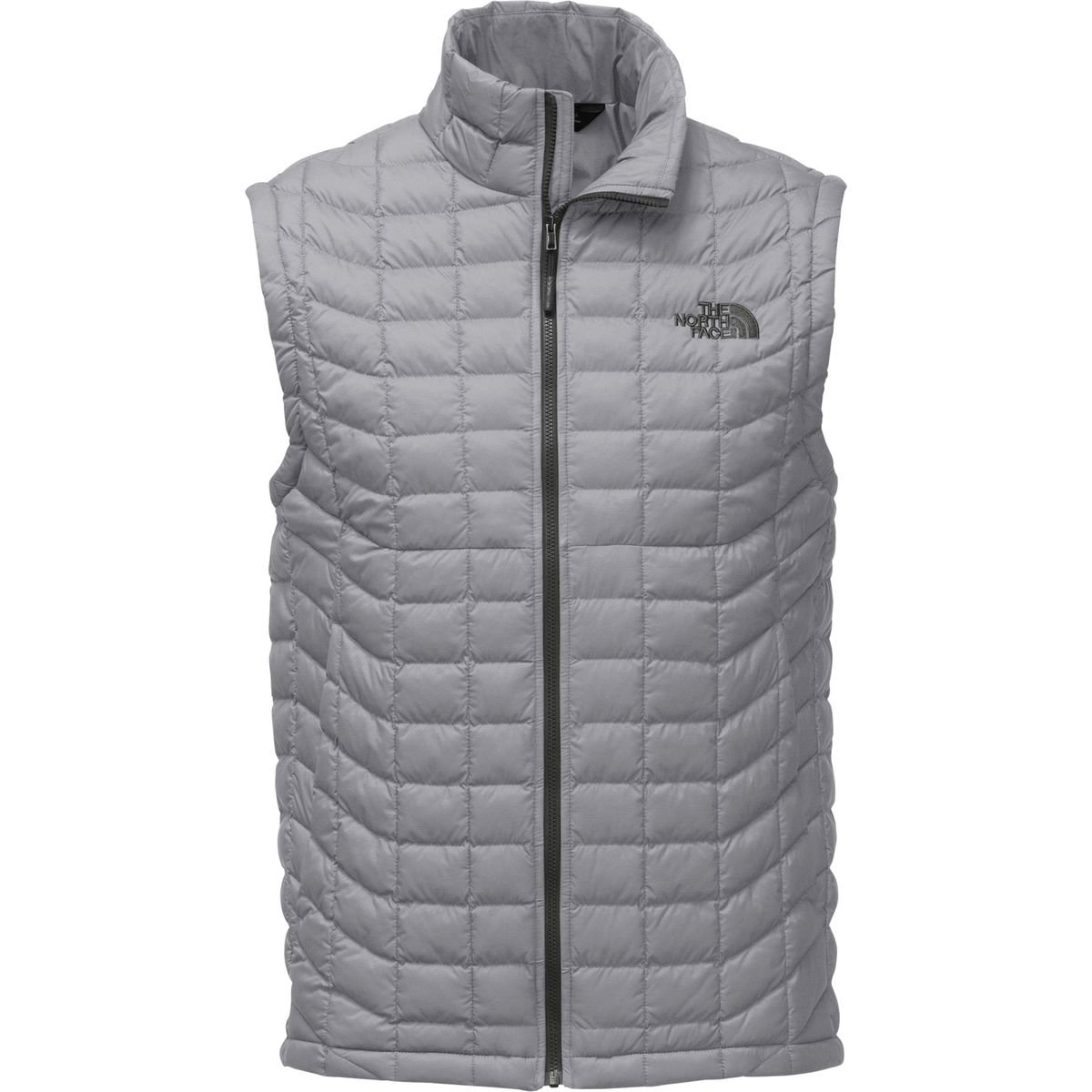 The North Face Men's Thermoball Vest Monument Grey Matte (Medium)