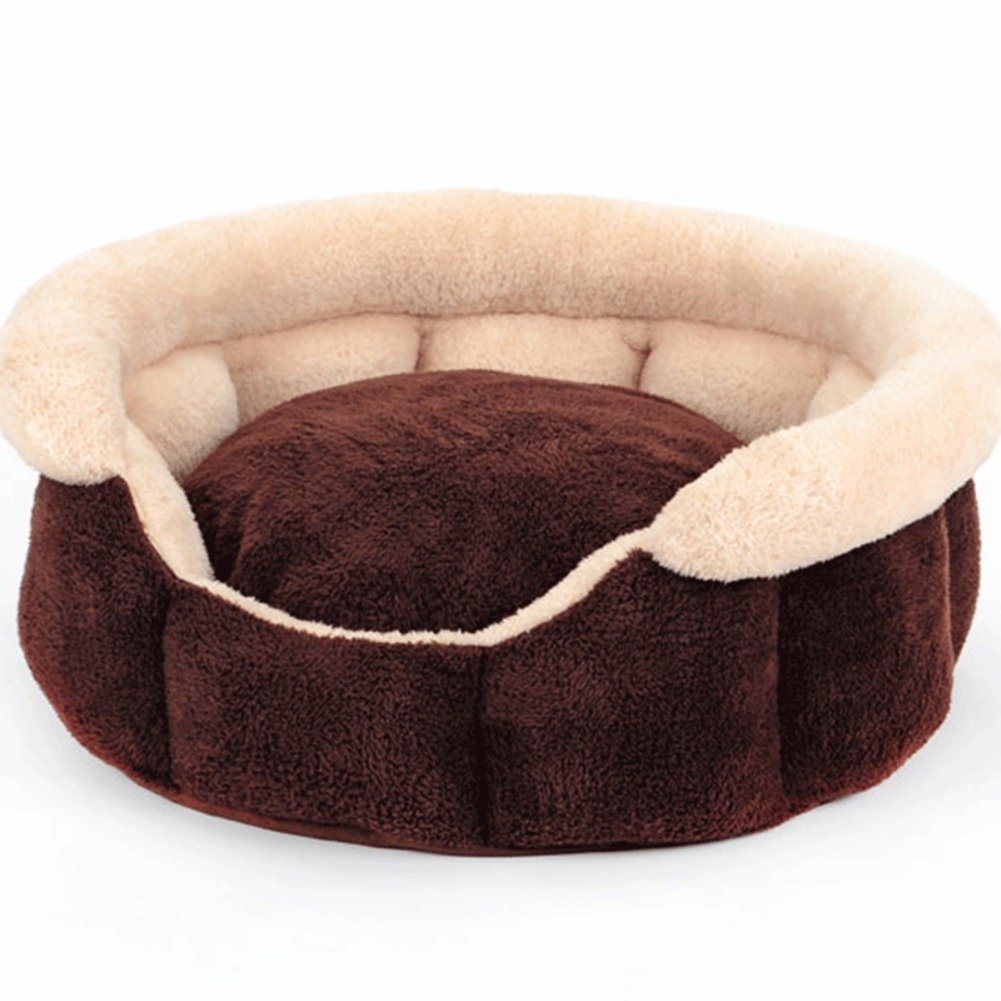 Pet Dog kennel cat litter sofa cushions Autumn and winter warm washable Octagon Wo-B 70x70cm(28x28inch)