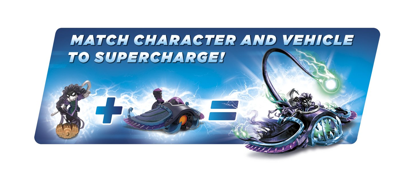 Skylanders SuperChargers: Vehicle Sea Shadow Character Pack by Activision (Image #5)