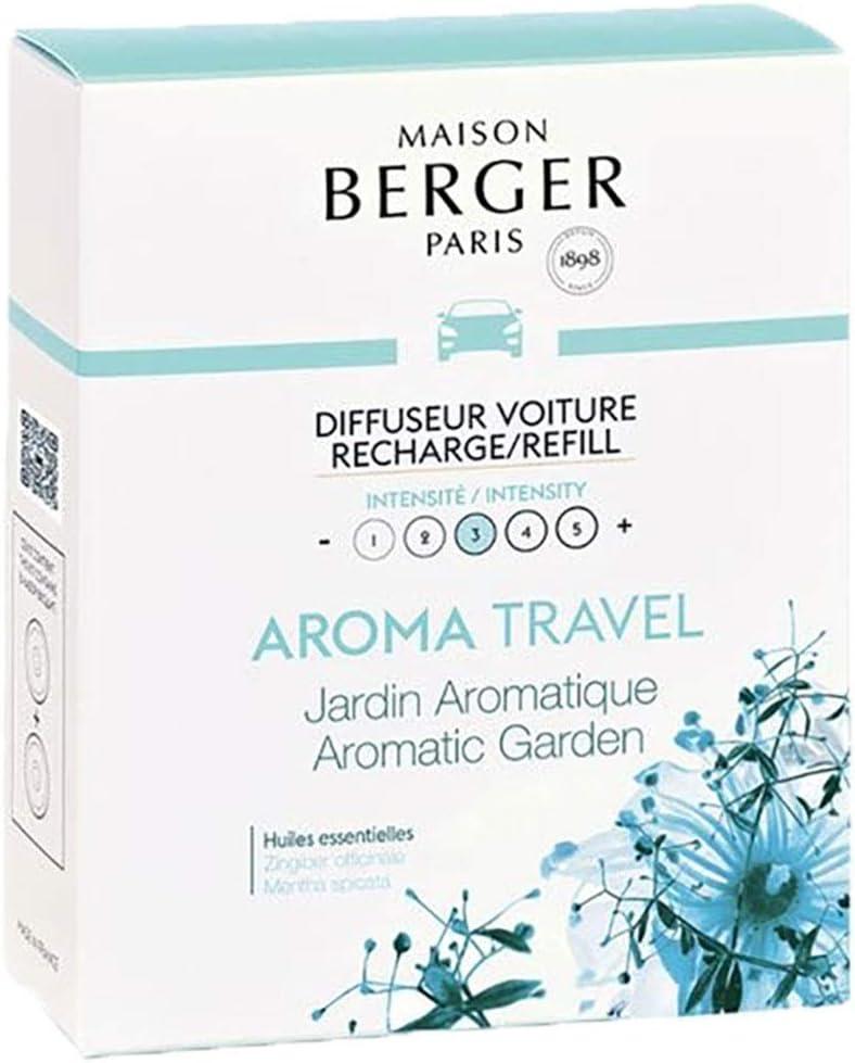 Lampe Berger Autoduft Aroma Travel Jardin Aromatique Aromatic Garden Küche Haushalt