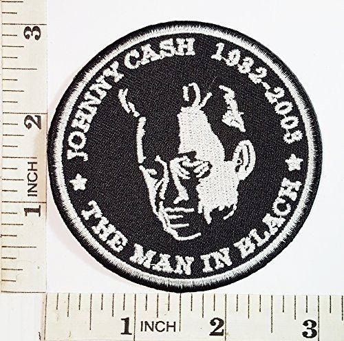 Johnny Cash Patches - 4