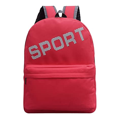 Amazon.com  BOLUOYI Cool Backpacks for Teen Girls in Middle School Leisure  Zipper Bag Student Backpack Folding Bag Couple Travel Bag  Toys   Games d01b24b4ad329