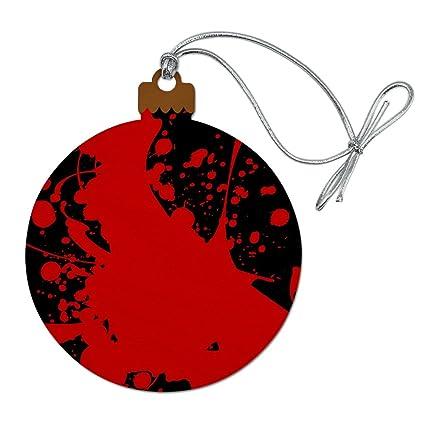 Bloody Christmas Tree.Amazon Com Blood Splatter Classic Horror Movie Halloween