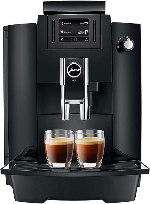 Jura WE6 Maquina de Café, 1450 W, Plástico, Negro Piano: Amazon.es ...
