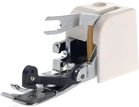 Prensatelas multifuncional con cortador lateral para máquina de ...