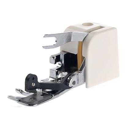 Prensatelas multifuncional con cortador lateral para máquina de coser, para máquinas