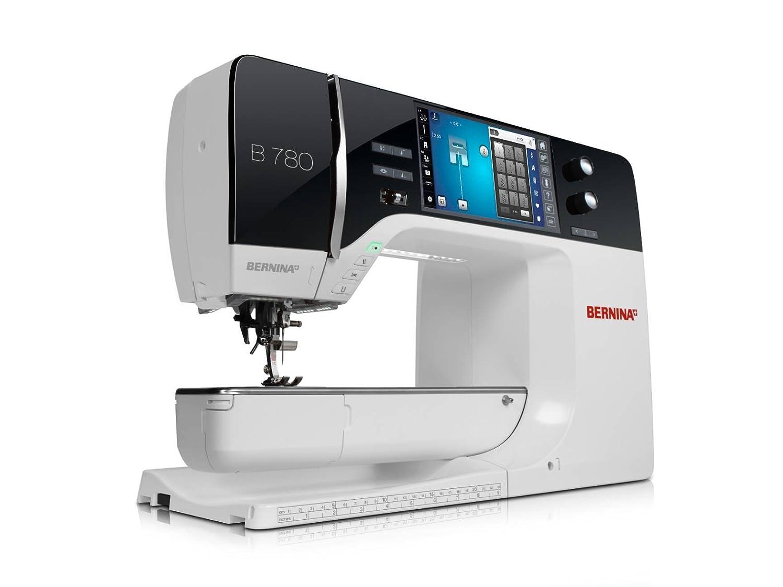 Bernina 4250229844534 - Máquina de Coser y Bordar 780: Amazon.es: Hogar