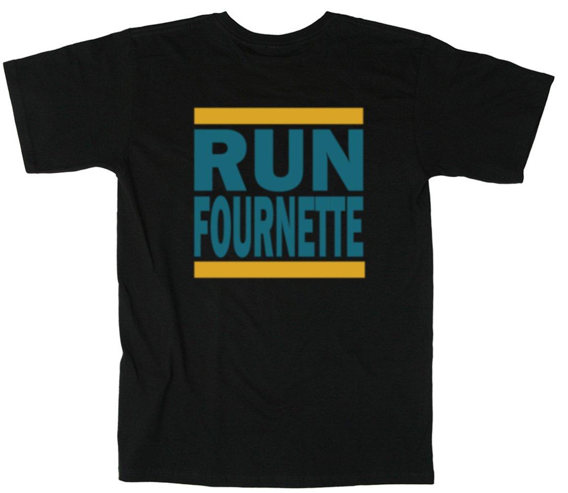 The Silo Navy Jacksonville Fournette Run T-Shirt