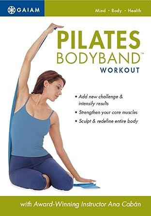 1eaea29a0ee5a5 Amazon.com: Pilates Body Band Workout: Movies & TV