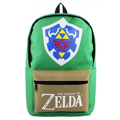 Gumstyle The Legend of Zelda Cosplay Backpack Rucksack Knapsack Schoolbag Laptop Bag Daypack for Boys and Girls | Kids' Backpacks