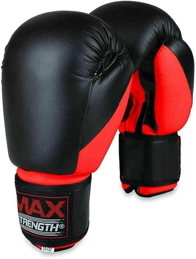 S5 Set da allenamento da pugilato Senior con guantoni guanti da passata e fasce