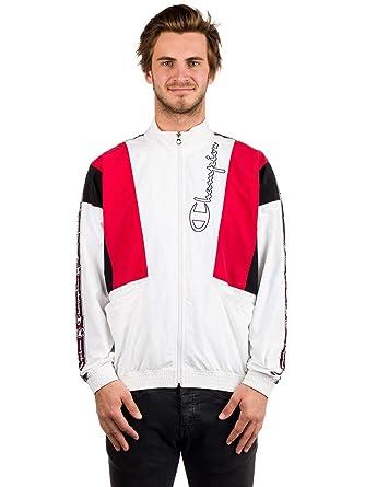 Kaufen erstklassiger Profi Detaillierung Champion Herren Jacke Peached Feel Crinkle Jacket: Amazon.de ...