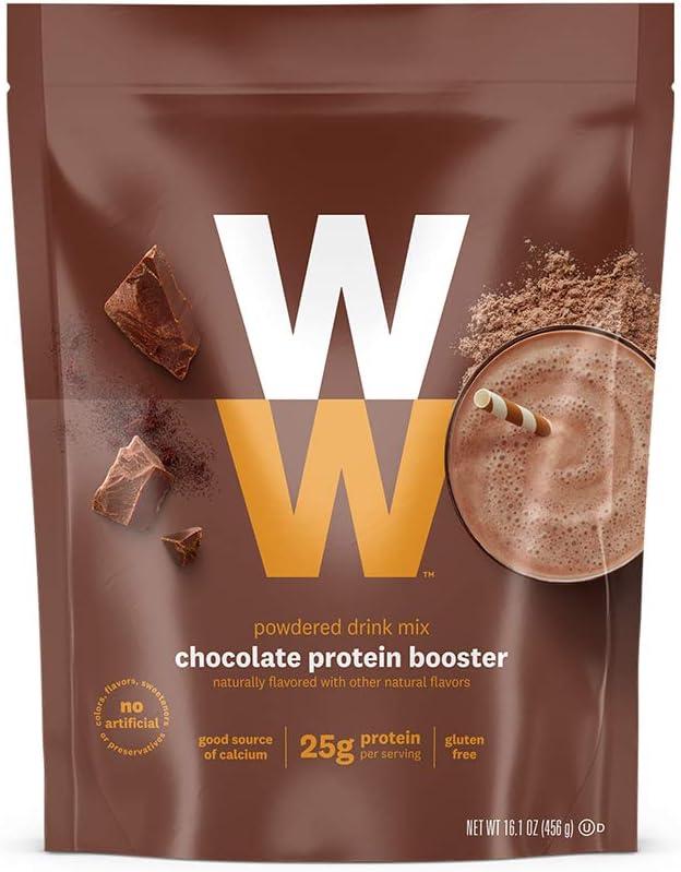 Weight Watchers Creamy Chocolate Smoothie 7 Slim Packs Net Wt 168g (5.9oz.)