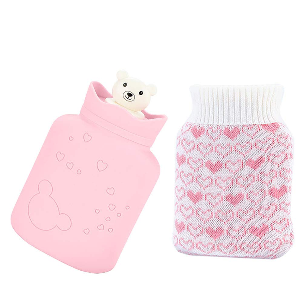 Amazon.com: Hot Water Bottle Environmental Protection Silica ...