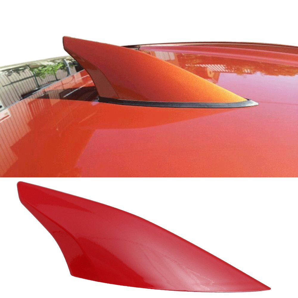 Antenna Cover Fits 2013-2015 BRZ Scion FRS GT-86 | Lightning Red Painted # C7P ABS Roof Top Shark Fin Cover Seal Kit other color available by IKON MOTORSPORTS | 2014